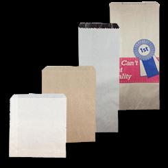 Flat & Satchel Paper Bags