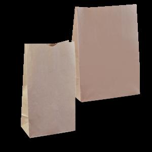 Brown SOS Deli Paper Bags