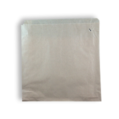 2W/Square (203wx200h) Brown Paper Bag