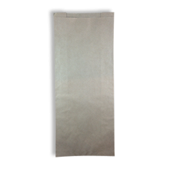 Large Bread (150w+90x380h) Brown Paper Bag
