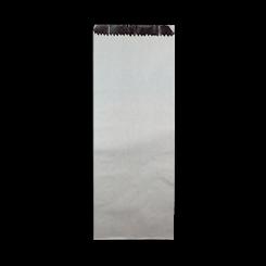 Kebab Medium (102w+38x240h) Plain Foil Paper Bag