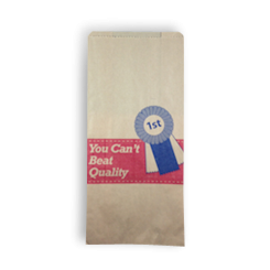6SO (150w+90x320h) Quality Meat HWS Paper Bag