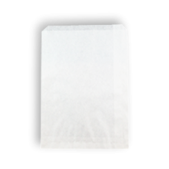 1F/Long (140x180h) White Paper Bag