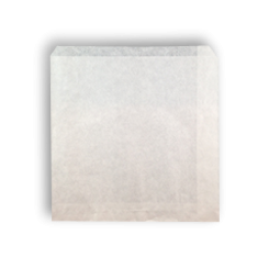 2W/Sqr (203x200h) Glassine Paper Bag