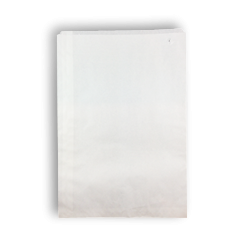 6F/Long (240x340h) White Paper Bag