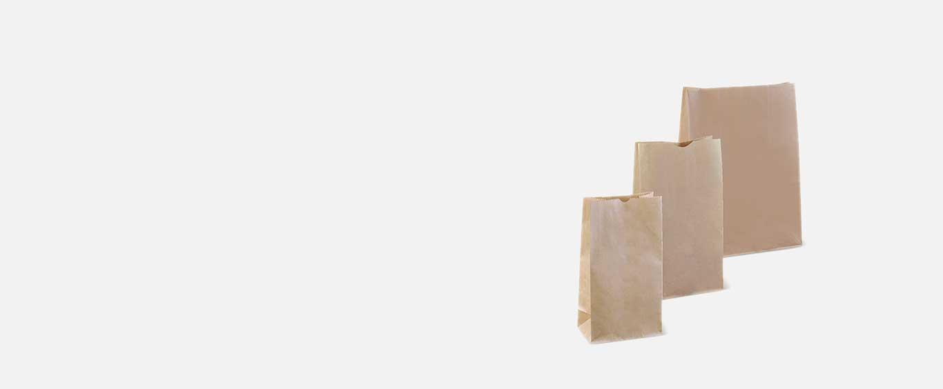 SOS Deli Paper Bags